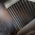 Radiator Flush & Clean - before