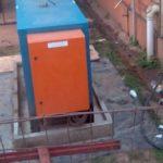 Generator Relocation - Before